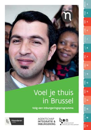 "cover ""Voel je thuis in Brussel"""